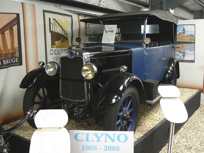 Clyno cars