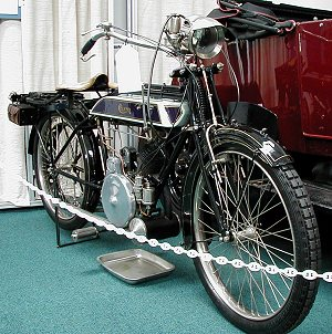 Clyno motorcycles